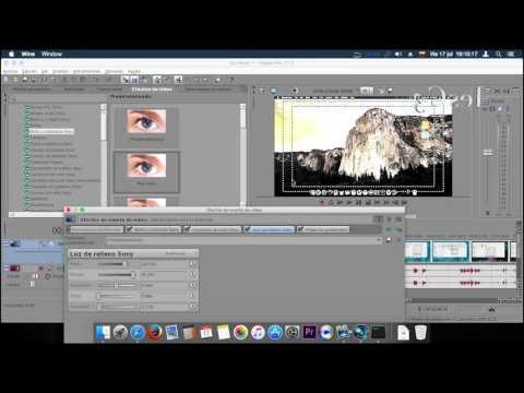 Sony Vegas Pro11 Primeros Pasos_Efectos de Video Mac OS P5
