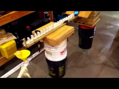 Rube Goldberg: How to fill a bowl of water