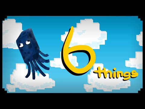 ✔ Minecraft: 6 Things You Didn't Know About the Squid