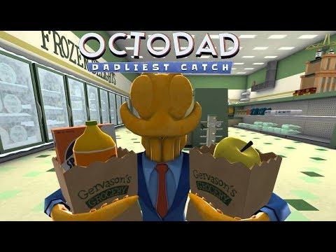 Octodad: Dadliest Catch 2- Shopping Nightmare!