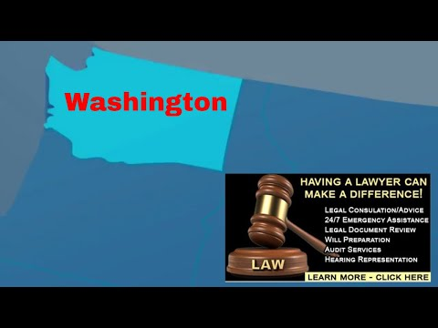 Washington Attorney:  Should I hire An Lawyer?  Get Legal Help?