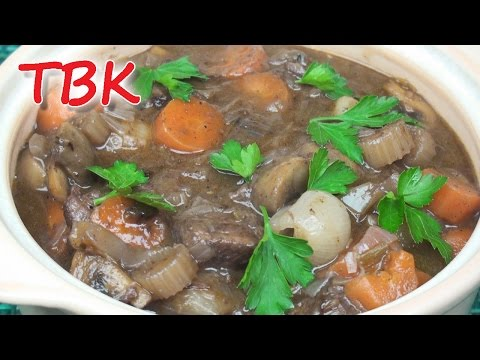 Delicious Beef Bourguignon Recipe (The Best Beef Stew in the World!)
