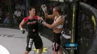 Gina Carano: She's A Machine