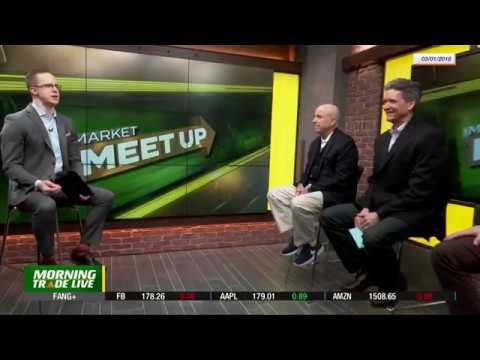 Spotify Going Public | TD Ameritrade Network: Morning Trade Live
