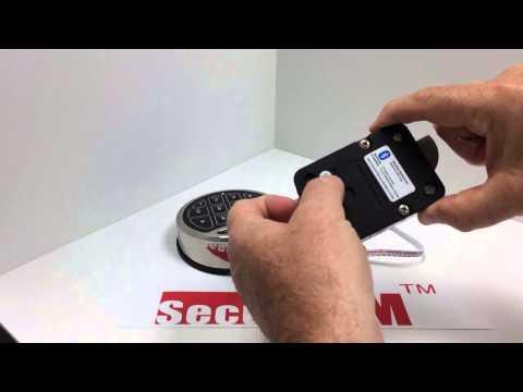 Reset to factory Default - SafeLogic Series - SecuRam