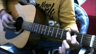 Anyone Can Play These Songs MOST EASY - JUST 1 PATTERN - BEGINNERS ACOUSTIC GUITAR LESSON