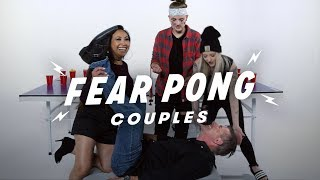 Couples Play Fear Pong (Debbie & Shawn vs. Chelsea & Marchand) | Fear Pong | Cut