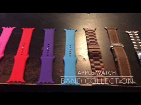Apple Watch Band Collection 2017