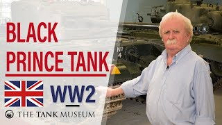 Tank Chats #80 Black Prince | The Tank Museum