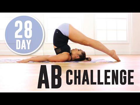 28 DAY AB CHALLENGE #AdoreTheCore