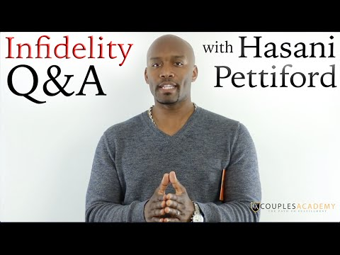 How Can I Heal From The Pain of The Affair? | Infidelity Q&A -Hasani Pettiford