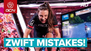 10 Mistakes To Avoid On Zwift   Get The Most Out Of Indoor Training & Racing