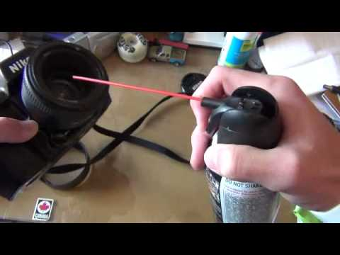 How to Clean Camera Lenses... Cheap, Effective, Safe!