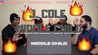 J. Cole - Middle Child (Official Audio) - REACTION!!