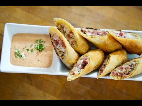 The Ultimate Recipe for Homemade Egg Rolls   SAM THE COOKING GUY
