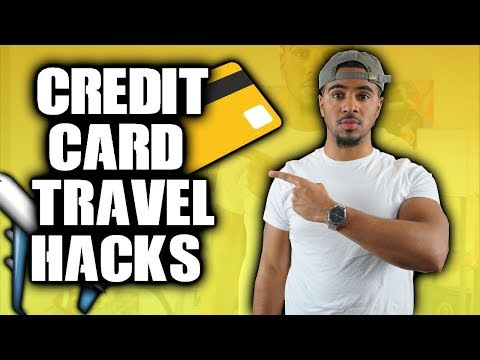 HOW I USE CREDIT CARD POINTS TO TRAVEL FOR FREE