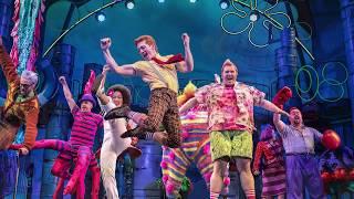 SpongeBob: Best Day Ever - Broadway Cast/Tom Kenny Mash-Up