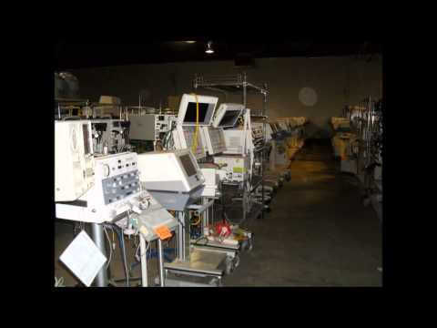 Centurion Medical Equipment Auction- October 29 & 30!