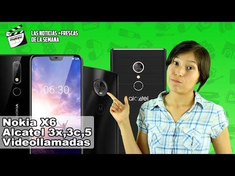 TecnoExpress| Nokia X6, Alcatel 3c, 3x ,5 | Lo nuevo de Whatsapp mas Extras