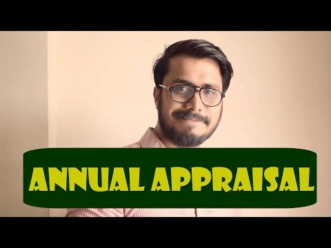 THE Annual Appraisal - The untold story
