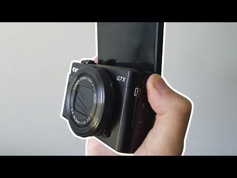 I Broke My Camera