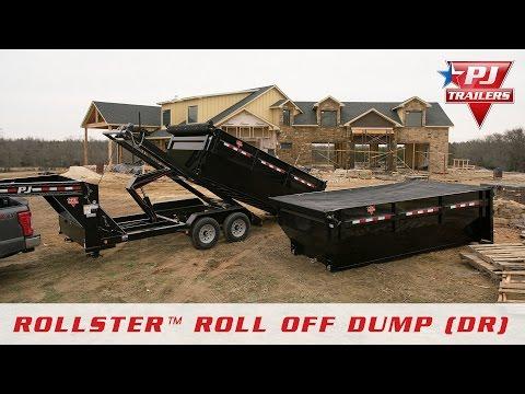 Rollster™ Roll Off Dump (DR)
