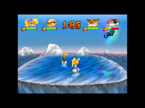 Wikihooded Magister's Terrace - Crash Bash [Coco] [Tournament Mode] [Polar Push - Tilt Panic]