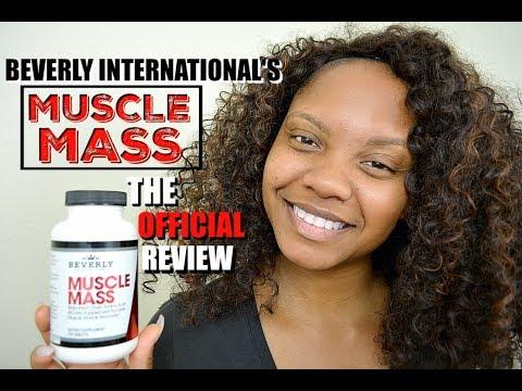 Beverly International Muscle Mass Review