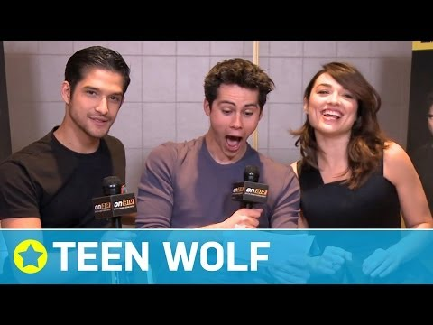 Teen Wolf Cast Creeps On Your Tweets