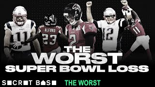 The Worst Super Bowl loss was so famously bad that all we have to say is 28-3