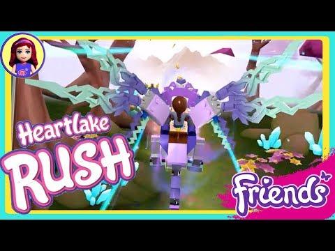 Elves Update! Lego Friends Heartlake Rush App Gameplay