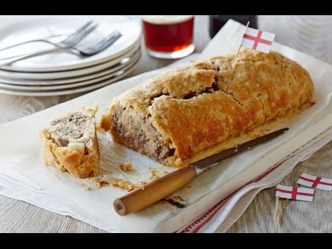 Baking with the Berserker 1: Bacon Roly Poly  (Buckinghamshire Badger)