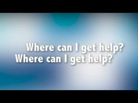 Where can I get help?  (STD PSA)