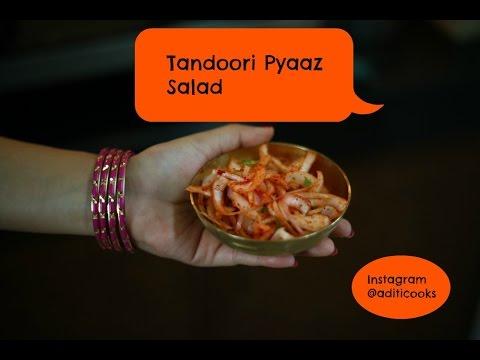Tandoori Pyaaz Salad