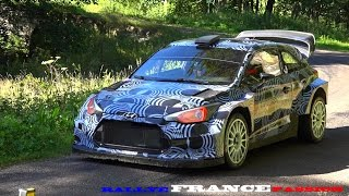 Test Hyundai i20 WRC 2017 SORDO & ABBRING [Full HD] - by RFP