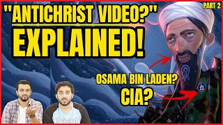 THE DAJJAL'S SCARY I PET GOAT 2 EXPLAINED ! (part 2) (Hindi Urdu) | TBV Knowledge & Truth
