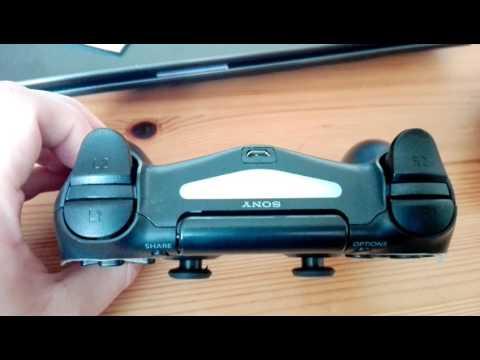 Spotting FAKE PS4 Dualshock 4 controller 2017 - Part 2/3