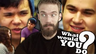 Gamer Girl Vs Male Gamers! What Would You Do?!