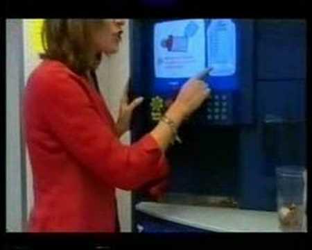 Coinstar machine in the UK