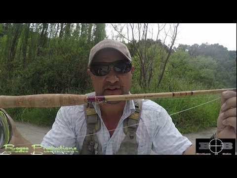 A Split Cane Fly Rod & a Good Bugger 16 Dec 2017
