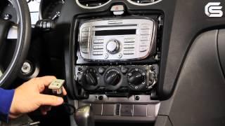 Service Menü für Ford Focus MK2   C-MAX   Kuga