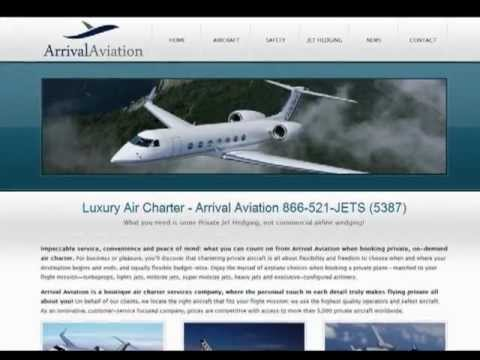 Business Aviation - Private Jet Charter