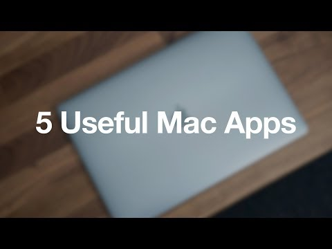 5 Useful Mac Apps - April 2018