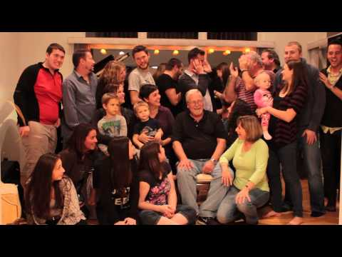 Group Family Photo - rolling video