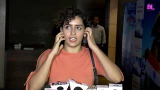 Sanaya Malhotra | Poorna Movie Special Screening