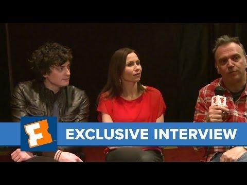 Hunky Dory - Aneurin Barnard, Minnie Driver and Marc Evans | SXSW | FandangoMovies