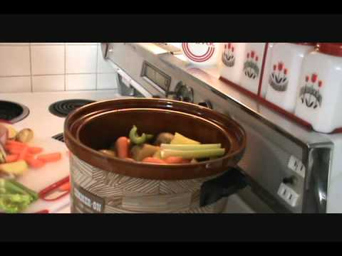 Starla Vintage Roast Beef Crock Pot Recipe