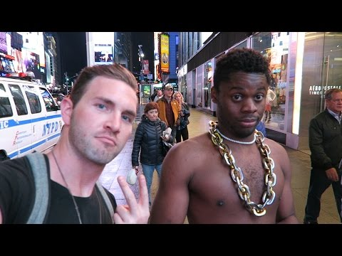 004 Times Square | 50 Cent | $80 Drinks