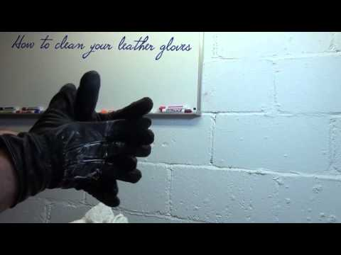 How To Clean Your Real Leather Gloves
