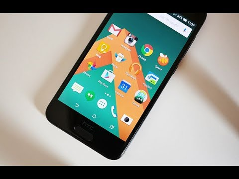 HTC U11 User Interface and Apps for other android devices (root needed)
